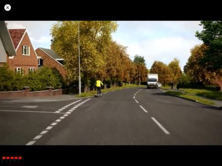 Example of Hazard Perception Video