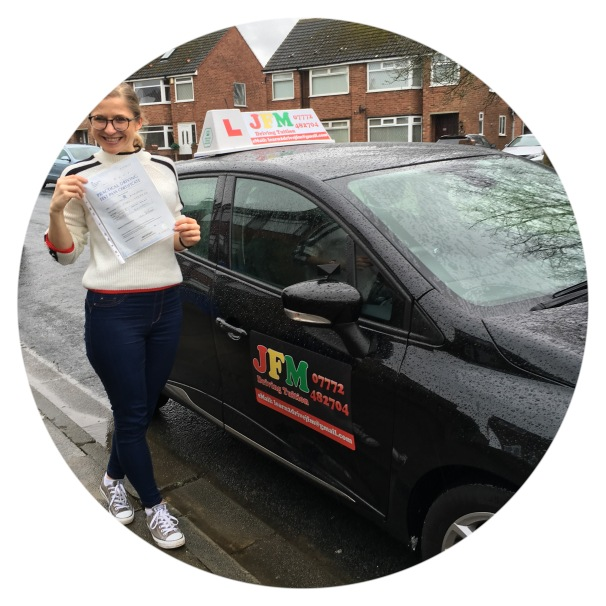 Kat Smirnova who passed her test first time with JFM Driving Tuition_edited