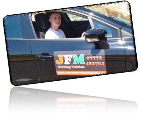 JFM Driving Tuition Poulton le Fylde