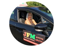 JFM Driving Tuition Pupil F